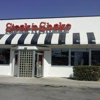 Photo taken at Steak 'n Shake by Sarah L. on 3/26/2013