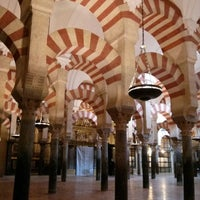 Photo taken at Mosque-Cathedral of Cordoba by Joxean N. on 3/28/2013
