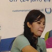 Photo taken at XL Centre Depok by Mudiono U. on 3/9/2013