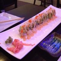 Photo taken at Hado Sushi by Riaz J. on 10/29/2013