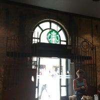 Photo taken at Starbucks by Bre R. on 7/11/2013