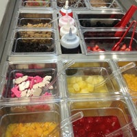 Photo taken at FroYo Smoo-licious by Sydney P. on 3/26/2013
