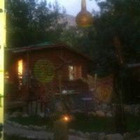 Photo taken at Shanti Garden by Deniz Cansın Ş. on 5/10/2013