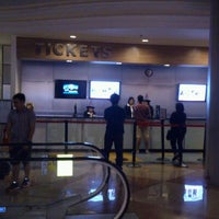 Photo taken at Robinsons MovieWorld by prince p. on 10/27/2012