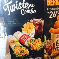 Photo taken at KFC by Nurhidayah M. on 2/24/2017