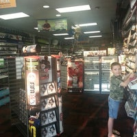 Photo taken at Game Stop by Danie H. on 7/24/2013