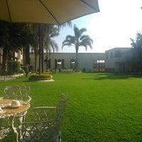 Photo taken at Hotel Posada María Sofía by Jorge Luis L. on 4/18/2014