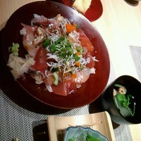 Photo taken at はやみ by rie on 5/15/2013