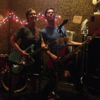 Photo taken at Flood Music Studios by Marisha C. on 7/31/2014