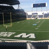 Photo taken at Investors Group Field by Matthew L. on 9/8/2013
