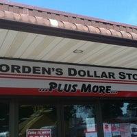 Photo taken at Dollar Store by Matthew L. on 8/23/2013
