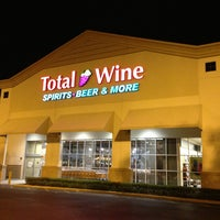 Photo taken at Total Wine & More by Mark H. on 3/10/2013