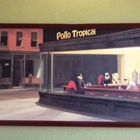 Photo taken at Pollo Tropical by Mark H. on 10/17/2013
