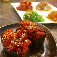 Photo taken at Bonbori Japanese Cuisine by Shiroi Y. on 12/30/2016