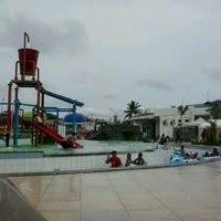 Photo taken at Kenari Waterpark Bontang by irma f. on 7/7/2013