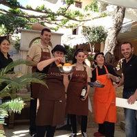 Photo taken at Alana Restaurant by Vassilis B. on 5/14/2013