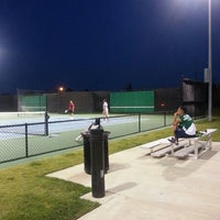 Photo taken at City Of Bentonville Tennis Complex by Manuel M. on 8/3/2013