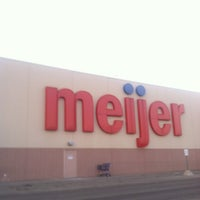 Photo taken at Meijer by 📷Monique Aimee D. on 3/8/2014