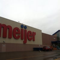 Photo taken at Meijer by 📷Monique Aimee D. on 10/4/2014