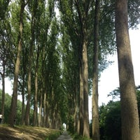 Photo taken at In De Groene Wandeling by Sam on 6/22/2014