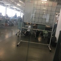 Photo taken at Impact Hub Westminster by Joan L. on 6/21/2017