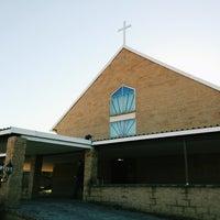 Photo taken at Christ Church by Gary K. on 6/9/2013