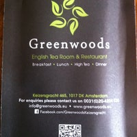 Photo taken at Greenwoods Keizersgracht by Romi F. on 7/22/2013