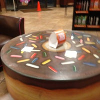 Photo taken at Dunkin Donuts by Michelle H. on 4/18/2013