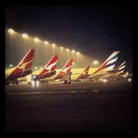Photo taken at Adelaide Airport (ADL) by Matt K. on 2/21/2013