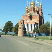 Photo taken at церковь by Светлана Я. on 8/2/2014