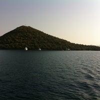 Photo taken at Zeytin Adası by Tülin T. on 8/30/2013