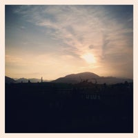 Photo taken at Via Borgo Palazzo by Giulia F. on 7/11/2013