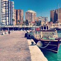 Foto tomada en Puerto de Málaga por Oliver S. el 4/16/2013