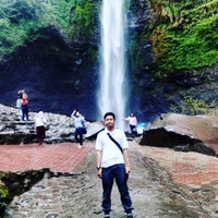 Photo taken at Air Terjun Coban Rondo by Acab R. on 3/16/2016