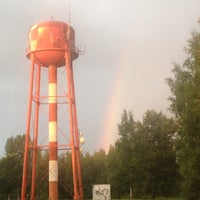 Photo taken at Gov't Hill Watertower by Conan D. on 8/18/2013