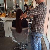 Photo taken at Sean Donaldson Hair by Christa C. on 10/22/2013