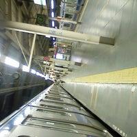 Photo taken at Platforms 9-10 by ゆわちゃ on 5/6/2013