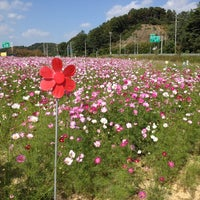 Photo taken at Paju Stn. by Juyeong L. on 10/3/2013