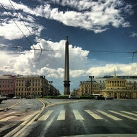 Снимок сделан в Площадь Восстания пользователем Dmitriy S. 6/9/2013