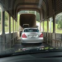 Photo taken at Vereina Tunnel by Vasiliy K. on 5/26/2013