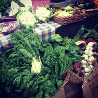 Photo taken at Eveleigh Market by Kevin R. on 11/23/2012