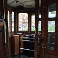 Photo taken at Porto City Tram Tour Line 1 by Christian R. on 1/18/2016