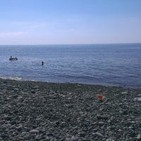 Photo taken at Kemeraltı Plaji by Recep B. on 6/27/2013