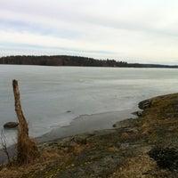 Photo taken at Humaljärvi by Emil on 3/30/2014