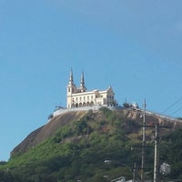 Photo taken at Sanctuary of Our Lady of Penha de France by Cinthia N. on 5/26/2013