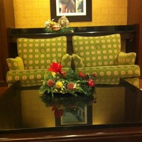 Photo taken at Holiday Inn Washington-Dulles Intl Airport by Essa A. on 1/3/2014