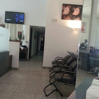 Photo taken at First Coiffure by Chedly L. on 4/18/2013
