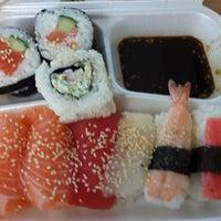 Photo taken at Super Sushi by Lars H. on 5/30/2014