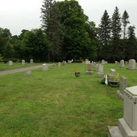 Photo taken at Pepperell Cemetary by Chuck S. on 7/13/2013