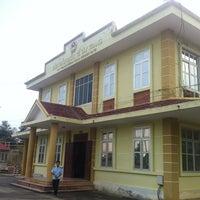Photo taken at Cửa Khẩu Quốc Tế Tây Trang by Danny T. on 4/29/2013